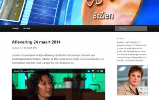monique bij RTV Betuwe